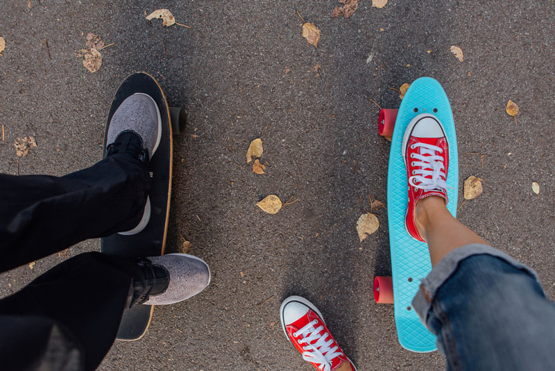 penny board vs skateboard which one is best for new riders